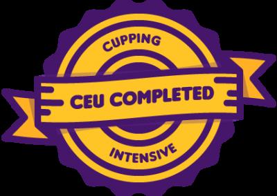 CEU: Cupping Intensive
