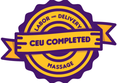 CEU: Labor & Delivery Massage