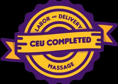 CEU: Labor & Delivery Massage