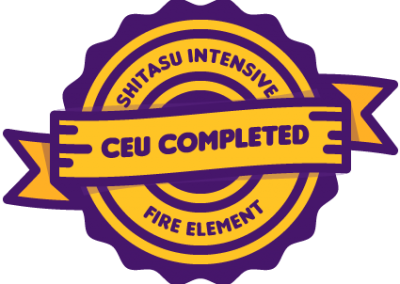 CEU: Shiatsu Element Fire
