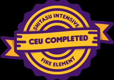 CEU: Shiatsu Element Fire