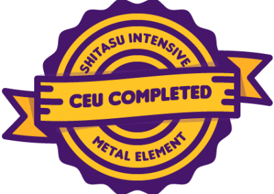 CEU: Shiatsu Element Metal