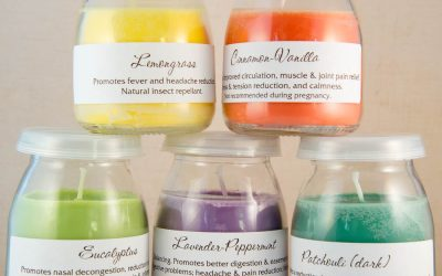 Introducing my Online Shop and Aromatherapy Candles!